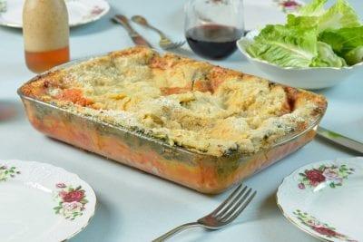 Family Size Lasagna