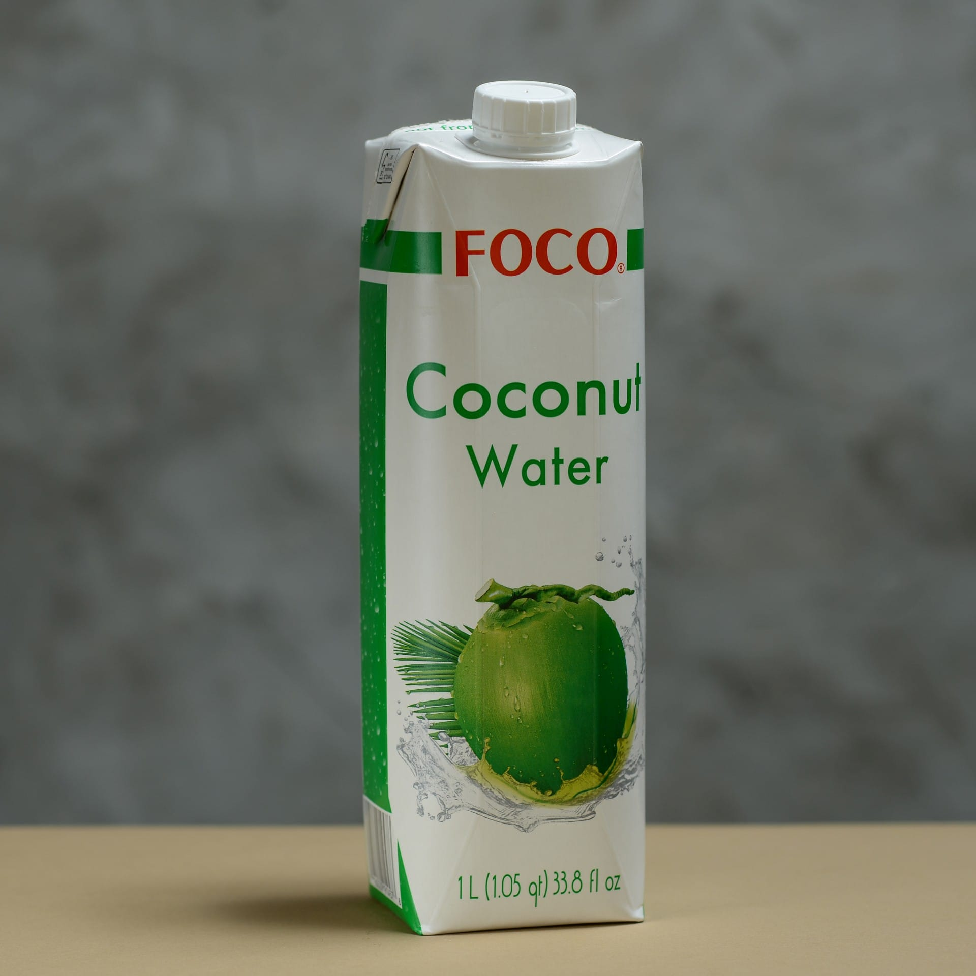Large Natural Coconut Water