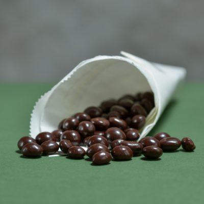 פולי קפה מצופים שוקולד