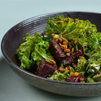 Beetroot and Kale Salad
