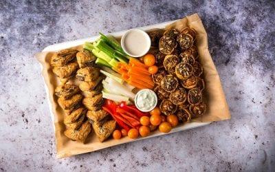 Festive Meshek Platter