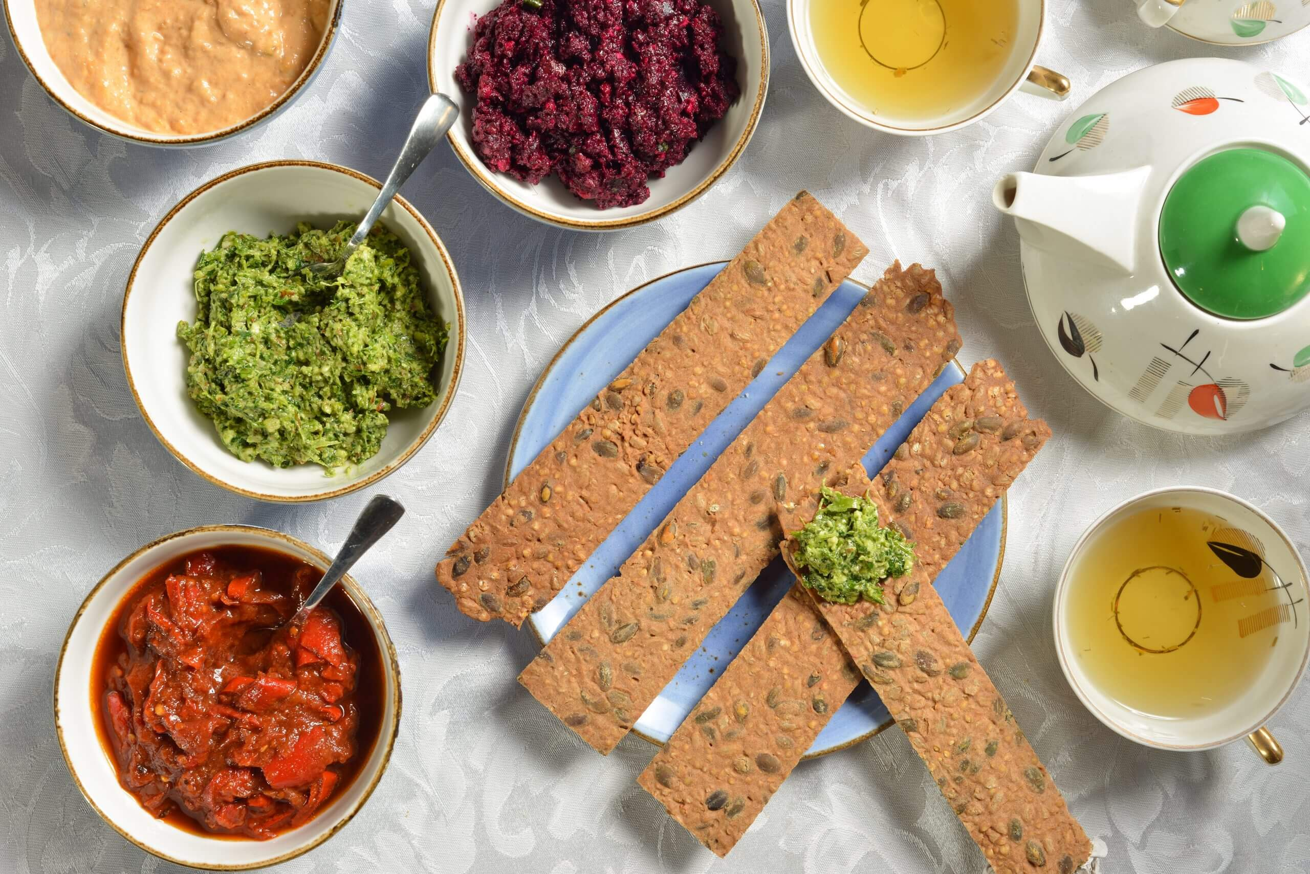 My First Vegan Passover Seder