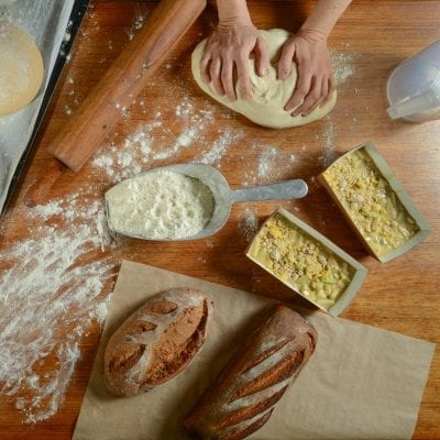 Baking and Breads Workshop April 26 2020 | 18:30-21:30