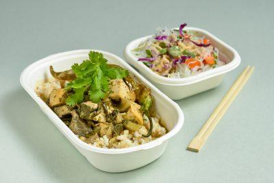 המנה התאילנדית